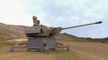 Боевой модуль Valhalla / IGG Desert Spider (Словения / ОАЭ)
