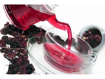 Чай каркаде: египетский напиток здоровья