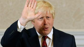 Борис Джонсон не приедет в Москву
