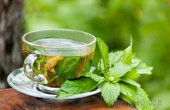 Пахнет чаем с нежной мятой (Стих)