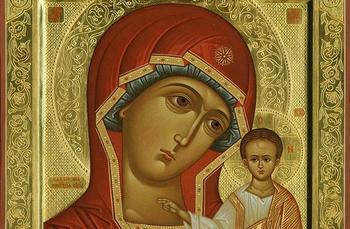 Чудо Казанской Божией Матери