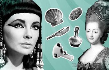 От Клеопатры и Екатерины Великой до наших дней: рецепты и способы женской борьбы за гладкую кожу