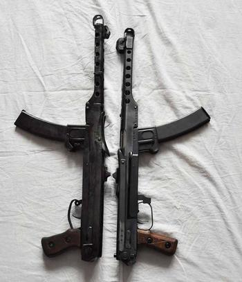 ППС: пистолет-пулемёт для тотальной войны