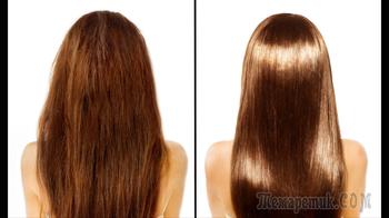 Шампунь для блеска и очень быстрого роста волос. Витаминная бомба своими руками