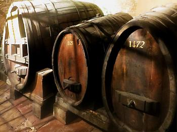 Малоизвестные факты о винной бочке