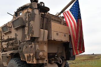 Сирийские военные блокировали проезд американской колонны в Эль-Хасаке