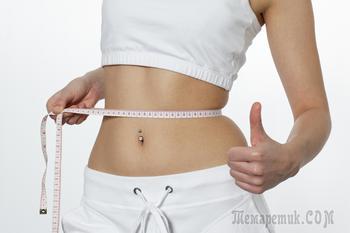 Как быстро убрать жир с живота, талии и боков в домашних условиях