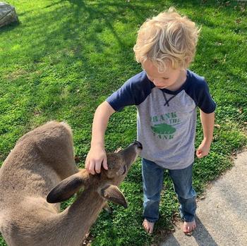 20 людей, которые испытали детский восторг от того, что им доверились животные