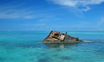 Саргассово море: кладбище кораблей