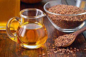 Льняное масло при панкреатите: польза, показания и противопоказания