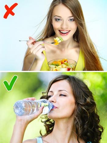 6 вещей, которые не стоит делать после еды, если хотите быть здоровым