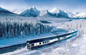 Железнодорожные маршруты, от которых дух захватывает!