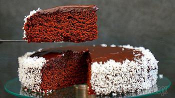 Сумасшедший пирог за копейки – вкусный быстрый пирог к чаю – шоколадный Crazy Cake