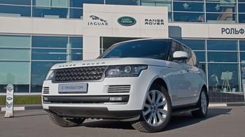 Лучшее — друг хорошего: обслуживание и ремонт Range Rover IV