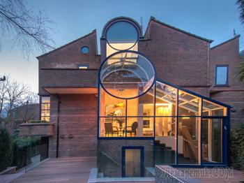 Реконструкция дома в Лондоне