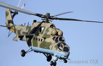 7 лучших ударных вертолетов, которые стоят на вооружении сильнейших армий мира