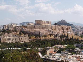 Достопримечательности Афин: 20 мест, которые обязательно нужно посетить