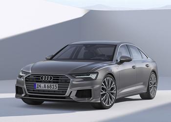Audi A6 2019 – новое поколение седана Ауди А6