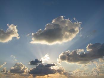 14 октября-День Плетения Облаков!