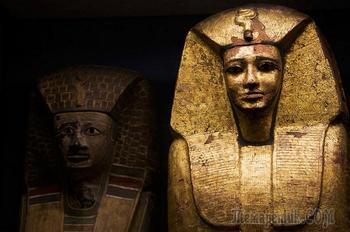 10 интригующих научных версий о том, как выглядели древние египтяне