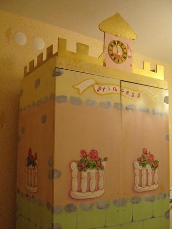 Шкаф для Принцессы