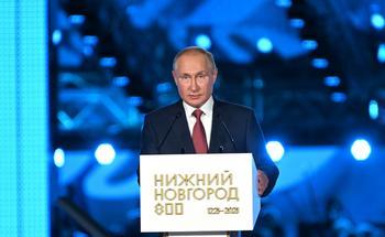 Путин ввел экстренные меры спасения власти