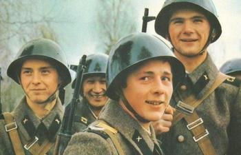 4 самые завидные солдатские должности в Советской армии