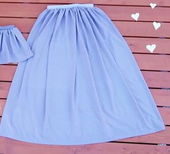 Стильная юбка за 30 минут