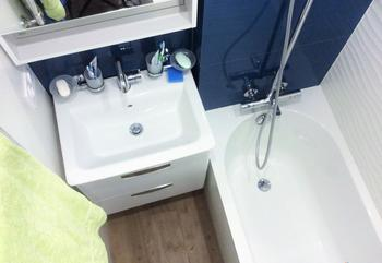 Ремонт в ванной. У самого синего моря...