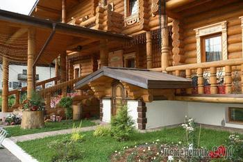 Как обустроить дом в русском стиле: реальный пример
