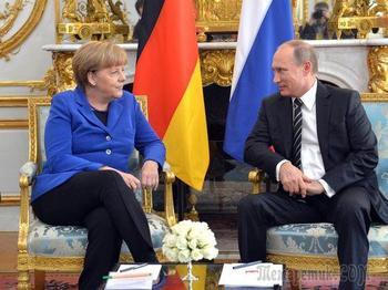 Путину и Меркель предстоит спасти мир от «второго Вьетнама»