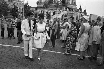 Зарубежные звезды в СССР