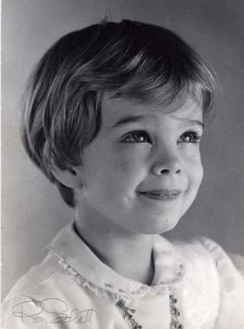 20 фотографий, на которых запечатлены звёзды Голливуда в детстве