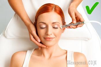 10 различий между косметическими процедурами, сделанными профессионалами, и теми, которые выполняются дома