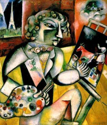 Марк Шагал-«художник без границ»: Малоизвестные факты из жизни и творчества художника- авангардиста