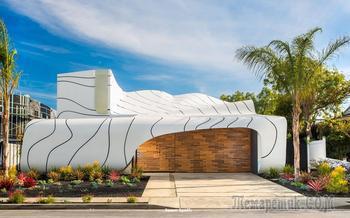 Вилла в США от итальянского архитектора Mario Romano