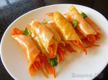 Кто ж знал что это так просто! Мировой закусон из капусты и моркови / Рецепты Другой Кухни