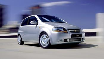 Выбираем подержанный Chevrolet Aveo
