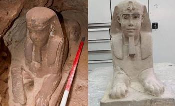 10 последних открытий, связанных с Древним Египтом