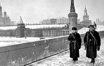 Исчезновение Кремля: как маскировали главную цель вражеской авиации во время войны