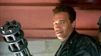 ТТХ и факты про пулемёт, из которого стреляли в фильме Терминатор-2