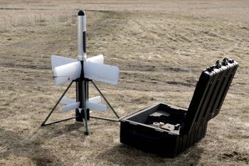 Украинский барражирующий боеприпас «Гром»