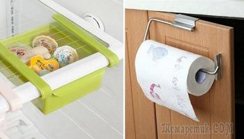 Простые способы сделать кухню менее загроможденной: принципы правильного хранения