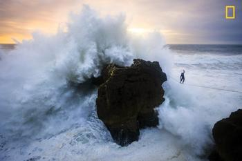 В объективе люди: потрясающие снимки с конкурса 2018 National Geographic Travel Photographer