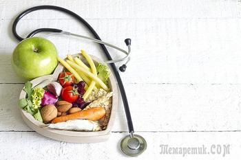 13 продуктов против артериальной гипертензии