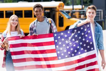 Правила воспитания детей от американских родителей