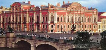 По волнам моей памяти... Белосельских-Белозерских дворец. СПб