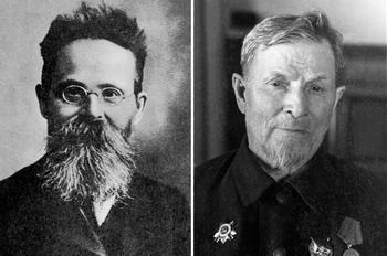 Самые старые бойцы Великой Отечественной
