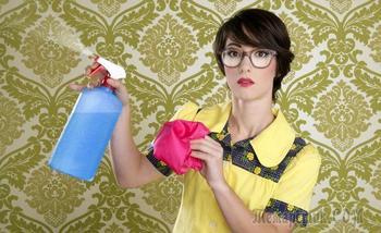 7 невероятно эффективных способов очистки обоев