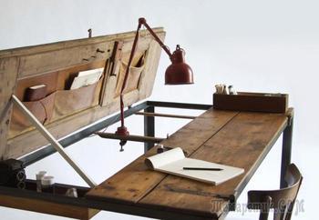 Примеры великолепной деревянной мебели своими руками